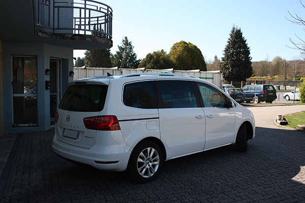 SEAT Alhambra arrière