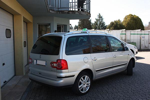 Volkswagen Sharan arrière
