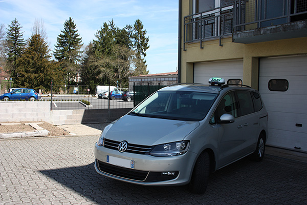 Volkswagen Sharan intérieur